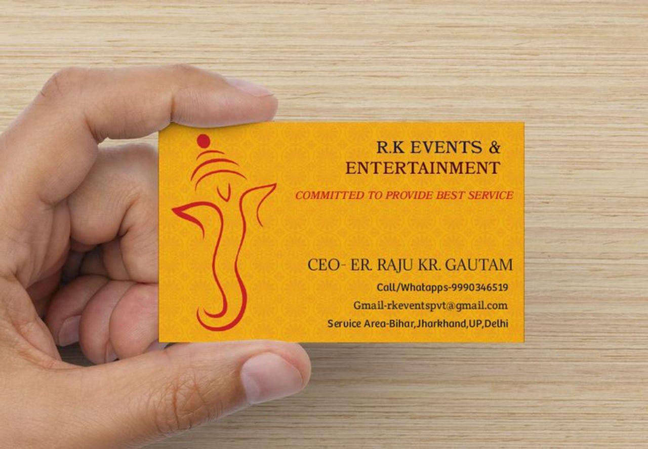 R.K Events & Entertainment   Phtostudio Cover Image